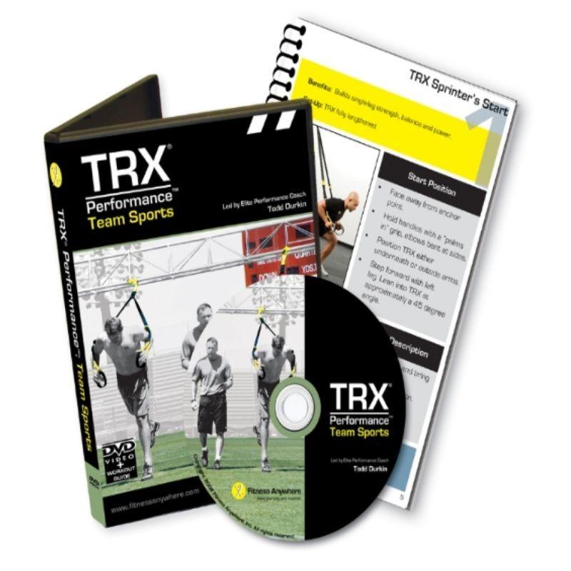 DVD TRX Performance: Team...