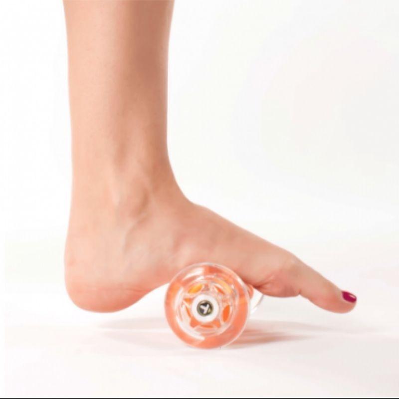 NANO X Foot Roller - Nero