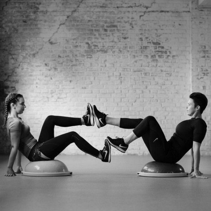 BOSU Balance Trainer Sport Blu