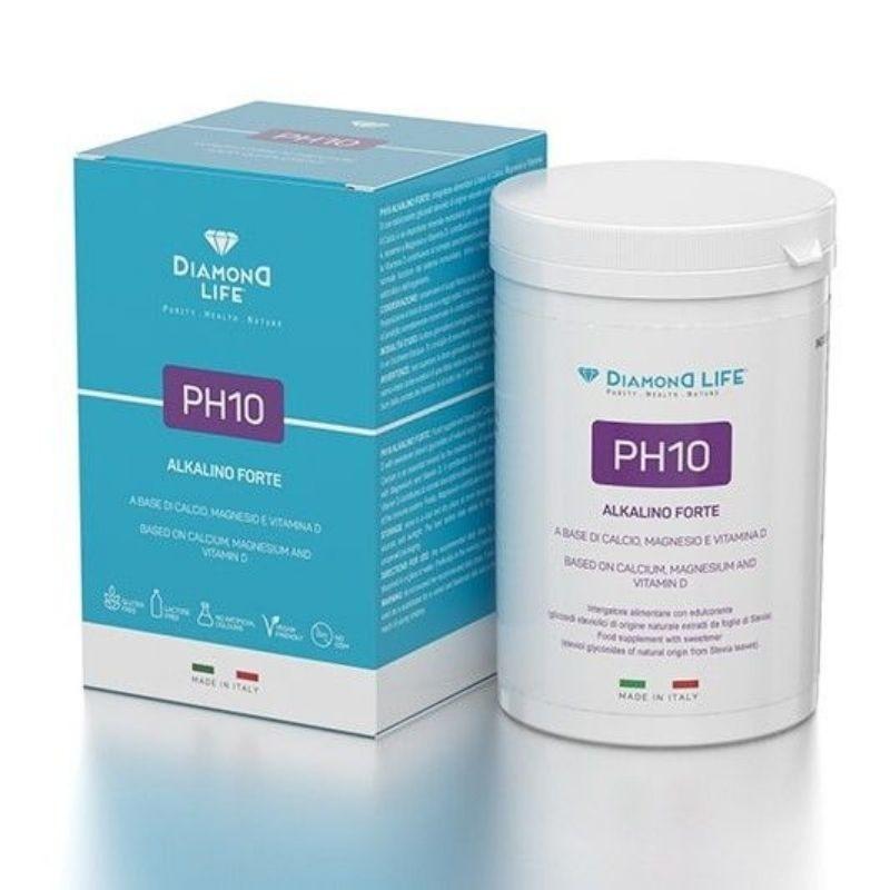 PH10- forte alcalinizzante...