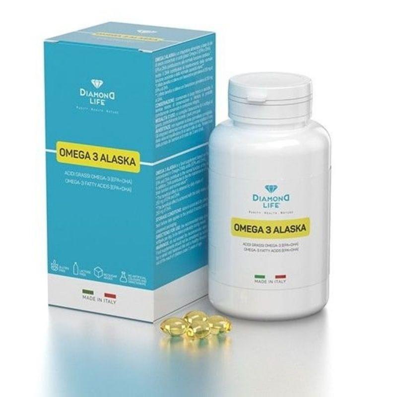 OMEGA 3 ALASKA omega-3...