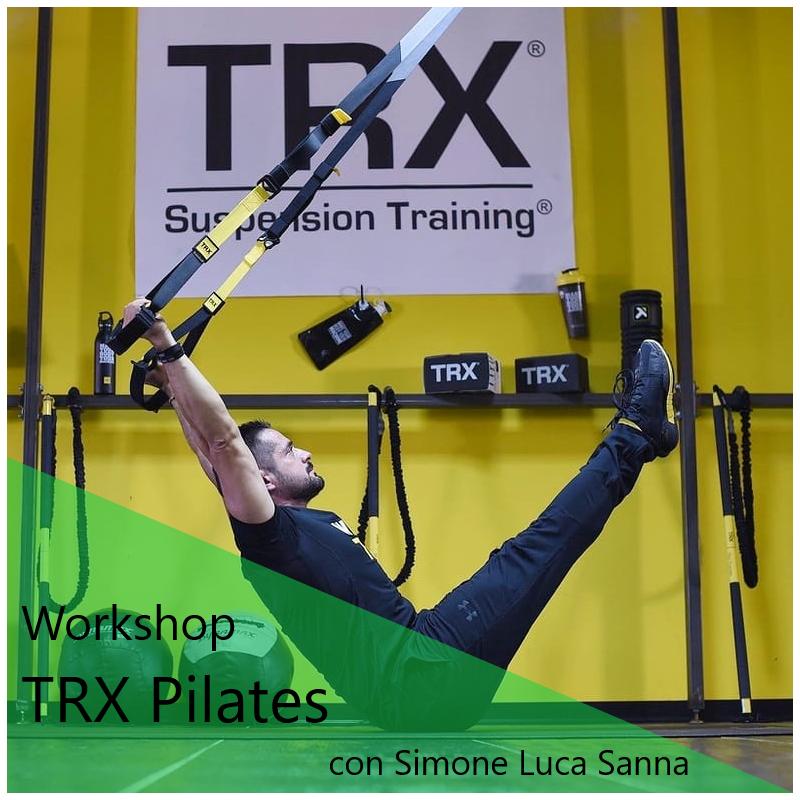Workshop TRX Pilates...