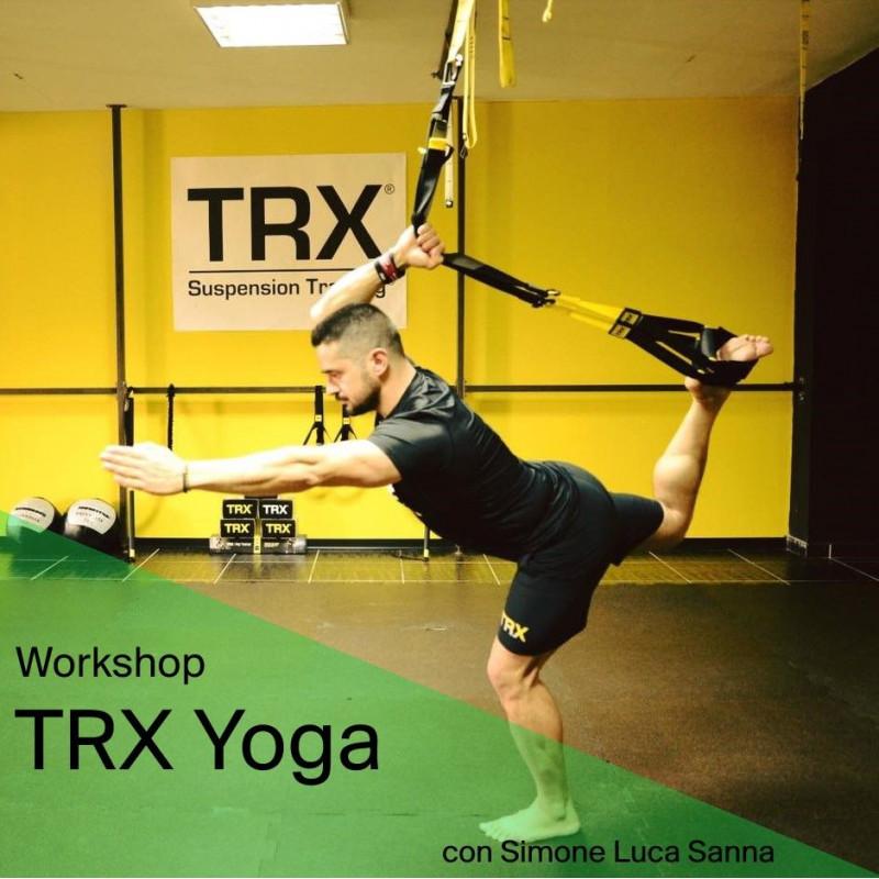Workshop TRX Yoga 11/09/2021