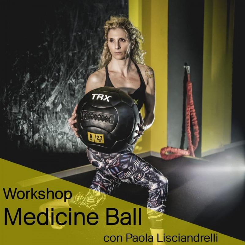 Workshop TRX Medicine Ball...