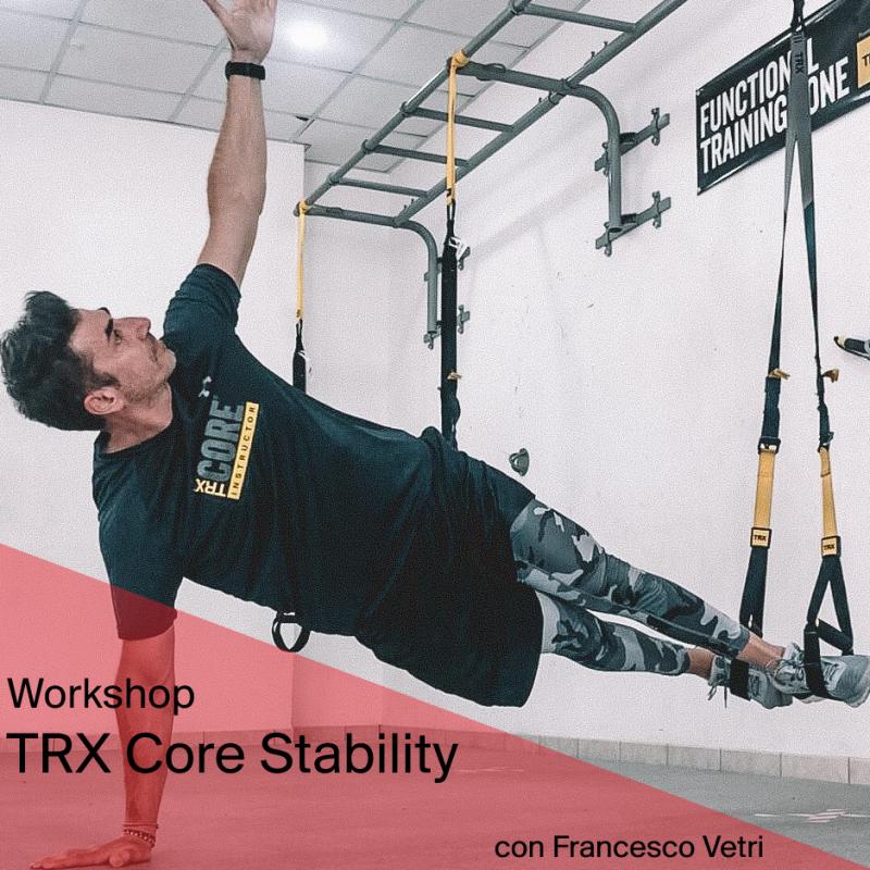 Workshop TRX Core Stability...