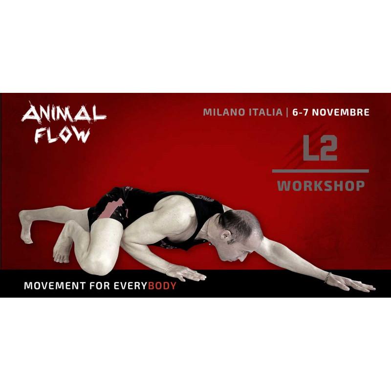 Workshop Animal Flow Level...