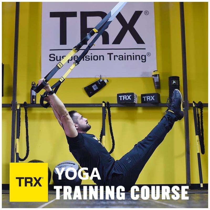 TRX-YFC Yoga Foundations...